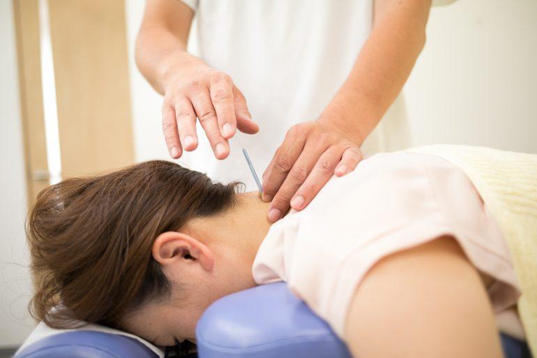 鍼灸治療|福島市のひなた鍼灸整骨院