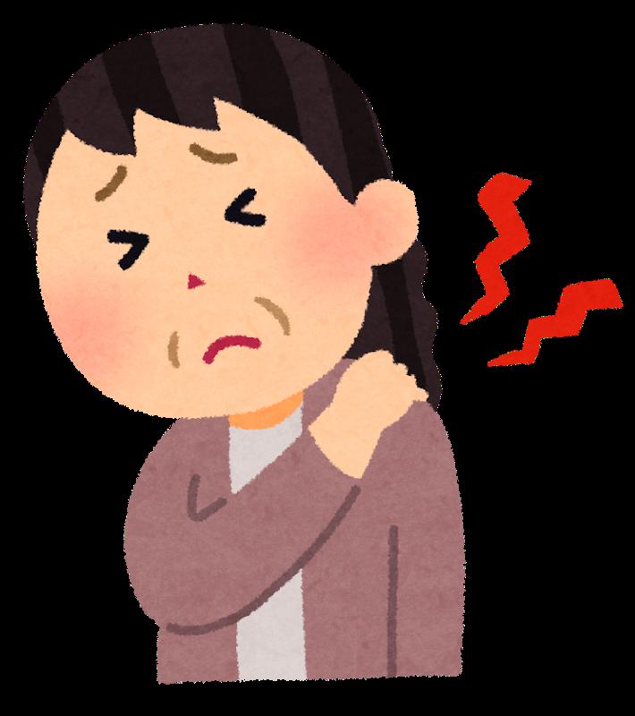 肩こり・頭痛|福島市